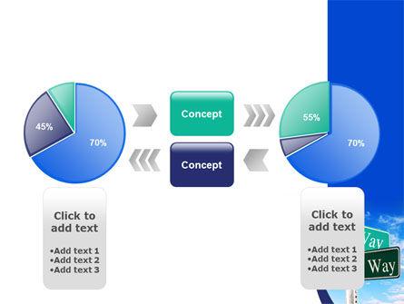 Easy or Hard Way PowerPoint Template Slide 11