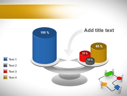 Block Diagram PowerPoint Template Slide 10