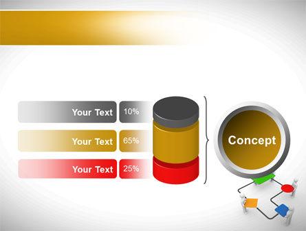 Block Diagram PowerPoint Template Slide 11