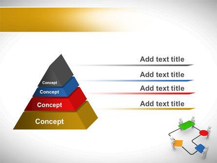 Block Diagram PowerPoint Template Slide 12