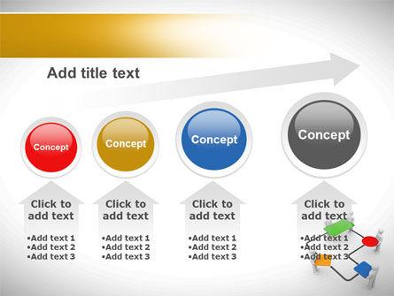 Block Diagram PowerPoint Template Slide 13