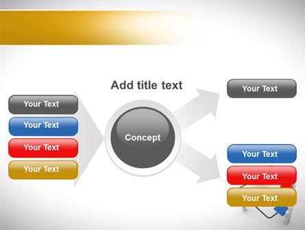 Block Diagram PowerPoint Template Slide 14
