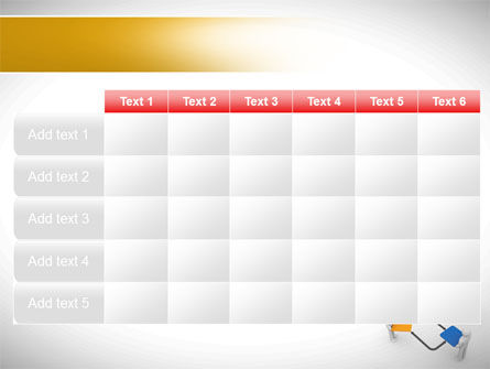 Block Diagram PowerPoint Template Slide 15