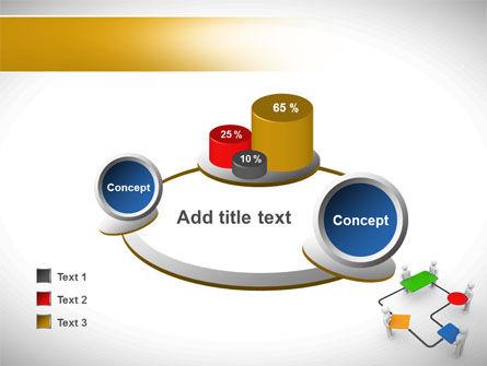 Block Diagram PowerPoint Template Slide 16