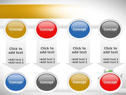 Block Diagram PowerPoint Template Slide 18