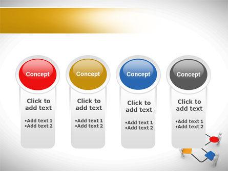 Block Diagram PowerPoint Template Slide 5
