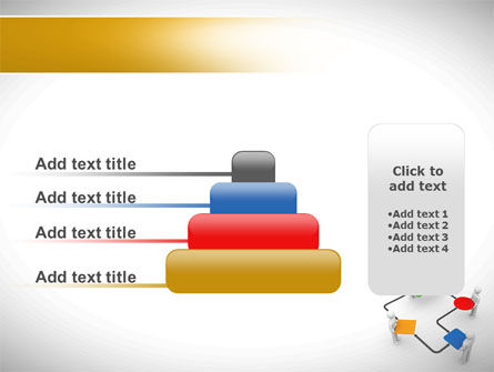 Block Diagram PowerPoint Template Slide 8