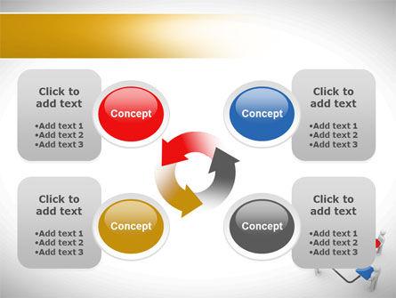 Block Diagram PowerPoint Template Slide 9