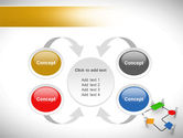 Block Diagram PowerPoint Template#6