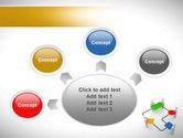 Block Diagram PowerPoint Template#7