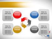Block Diagram PowerPoint Template#9