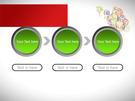Toy Blocks PowerPoint Template Slide 5