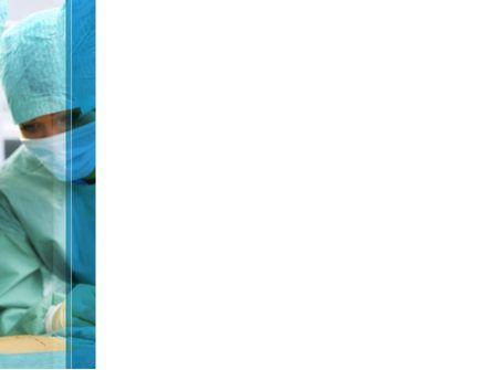 Surgery Internship PowerPoint Template, Slide 3, 08427, Medical — PoweredTemplate.com