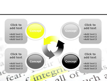Integrity Business PowerPoint Template Slide 9