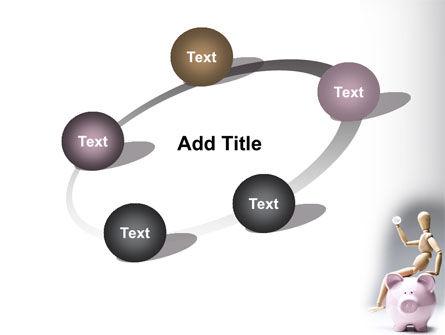 Smart Saving PowerPoint Template Slide 14