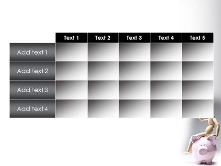 Smart Saving PowerPoint Template Slide 15