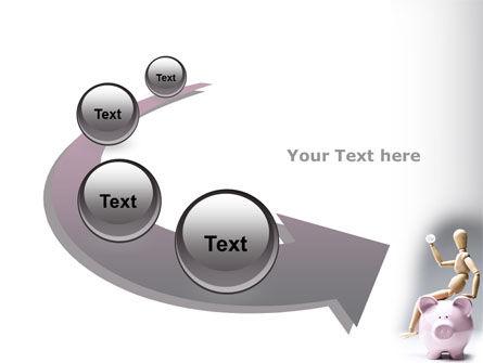 Smart Saving PowerPoint Template Slide 6