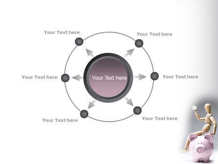 Smart Saving PowerPoint Template Slide 7