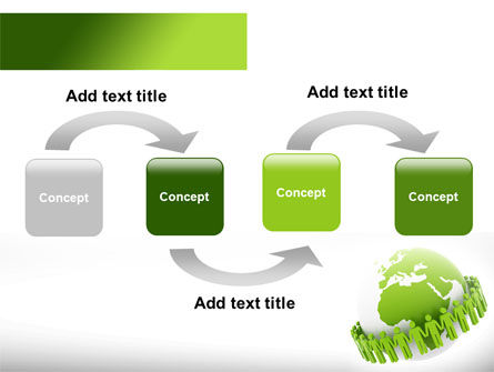 Green Planet Protection PowerPoint Template Slide 4