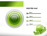 Green Planet Protection PowerPoint Template#9