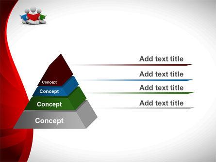Reading People PowerPoint Template Slide 12