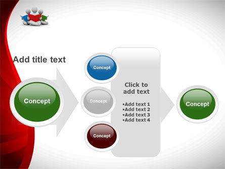 Reading People PowerPoint Template Slide 17