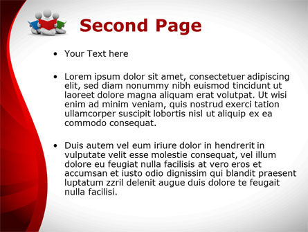 Reading People PowerPoint Template Slide 2