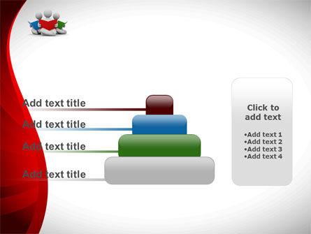 Reading People PowerPoint Template Slide 8