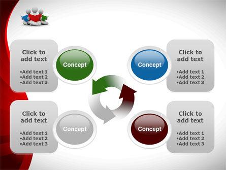 Reading People PowerPoint Template Slide 9