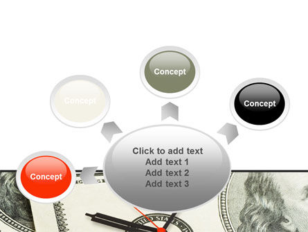 Time That We Have Is Money That We Don't PowerPoint Template Slide 7