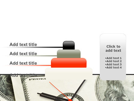 Time That We Have Is Money That We Don't PowerPoint Template Slide 8