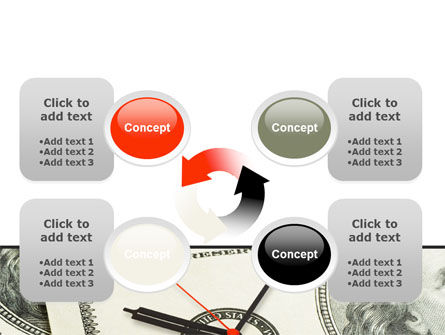 Time That We Have Is Money That We Don't PowerPoint Template Slide 9
