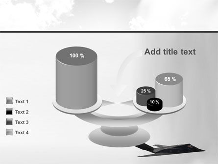 Nighthawk Stealth PowerPoint Template Slide 10