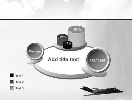 Nighthawk Stealth PowerPoint Template Slide 16