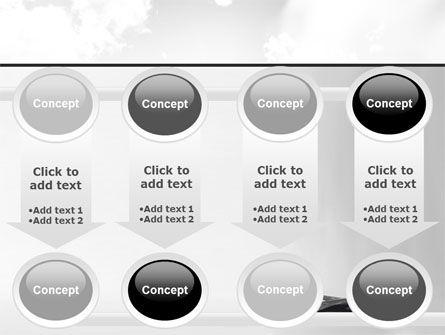 Nighthawk Stealth PowerPoint Template Slide 18