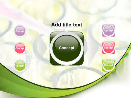 Chemical Drop PowerPoint Template Slide 17