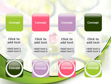 Chemical Drop PowerPoint Template Slide 18