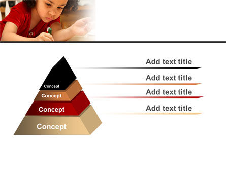 Child Development PowerPoint Template Slide 12