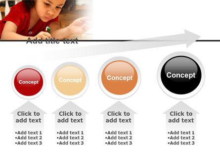 Child Development PowerPoint Template Slide 13
