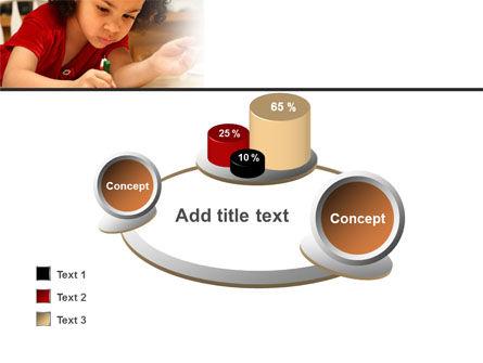 Child Development PowerPoint Template Slide 16