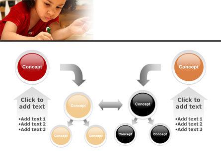 Child Development PowerPoint Template Slide 19
