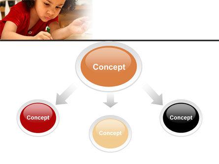 Child Development PowerPoint Template, Slide 4, 08456, Education & Training — PoweredTemplate.com