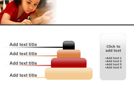 Child Development PowerPoint Template Slide 8