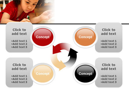 Child Development PowerPoint Template Slide 9