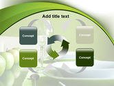 Table Setting PowerPoint Template#6