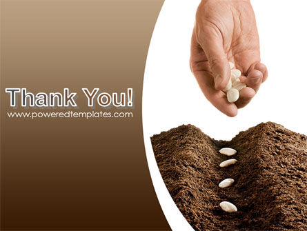 Planting Seeds PowerPoint Template Slide 20