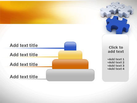 Puzzle Fix PowerPoint Template Slide 8