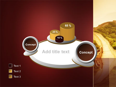 Great Chinese Wall PowerPoint Template Slide 16