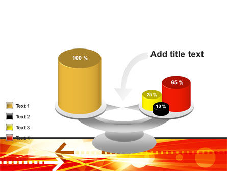 Red Theme Interactive PowerPoint Template Slide 10
