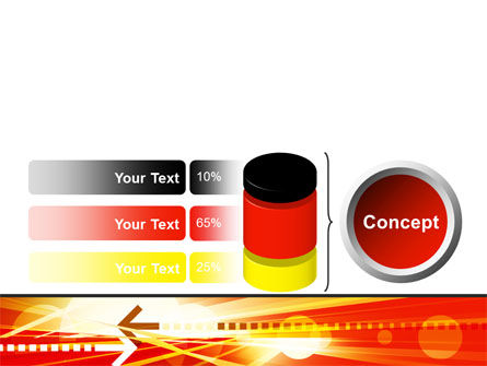 Red Theme Interactive PowerPoint Template Slide 11